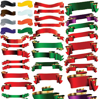 Nice Ribbon Collection for Photoshop