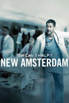 New Amsterdam 1ª Temporada Torrent - WEB-DL 720p/1080p Legendado