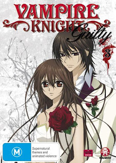 Vampire Knight Guilty 2 - Vampire Knight Guilty Season 2