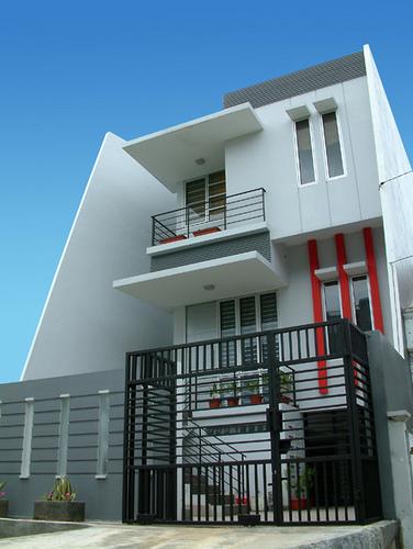 Design minimalist house gambar rumah for Minimalist architecture building