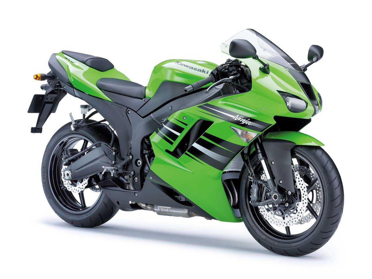 kawasaki ninja zx 6r sports bike. Black Bedroom Furniture Sets. Home Design Ideas