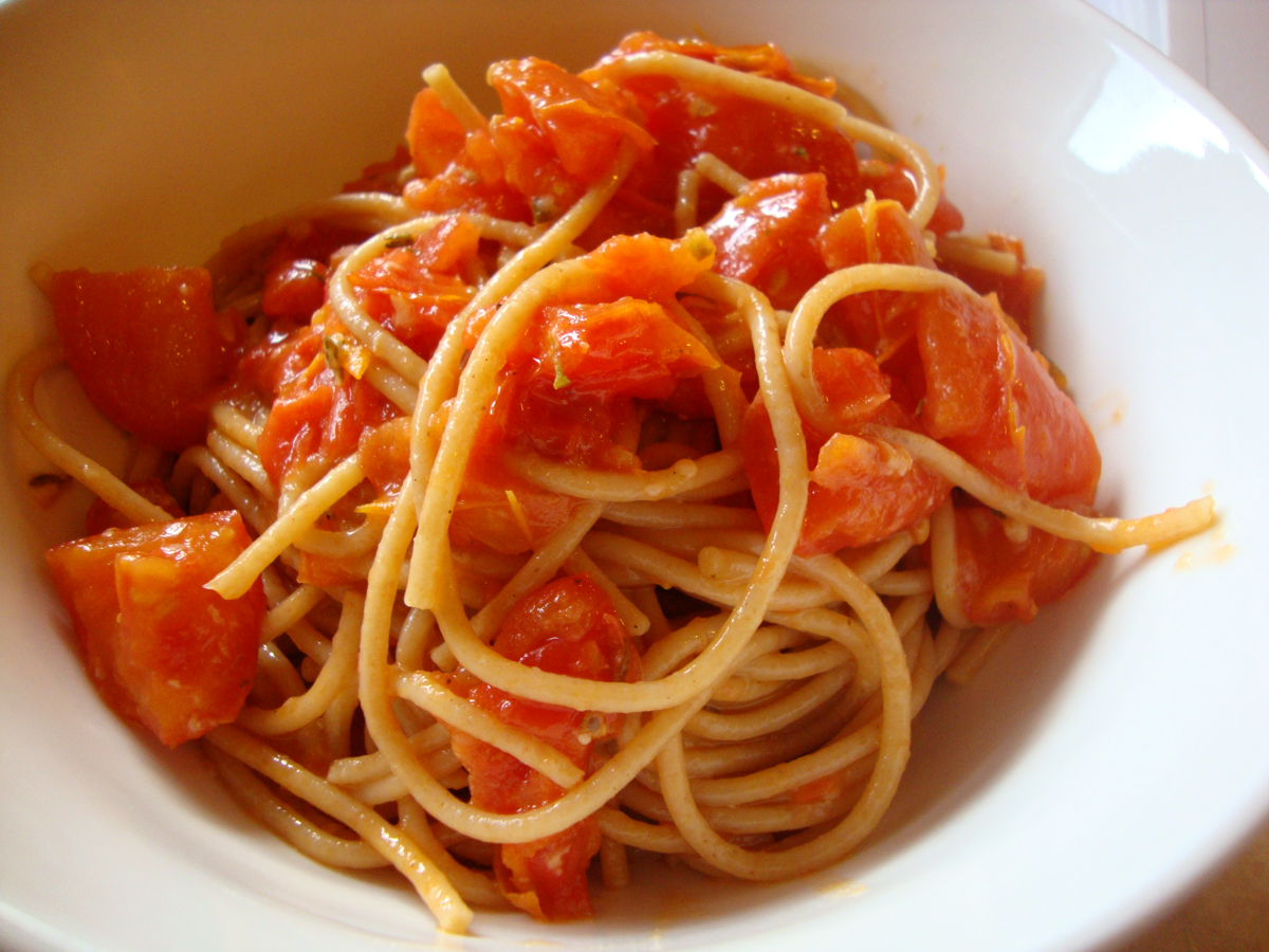 Grilled Tomato Linguine Recipes — Dishmaps