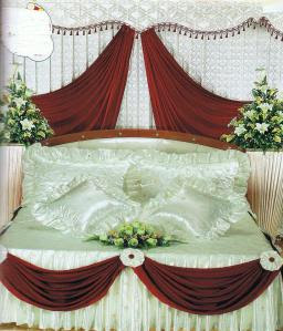 Wedding bed room decoration wedding snaps - Bed Room Decoration Wedding Snaps