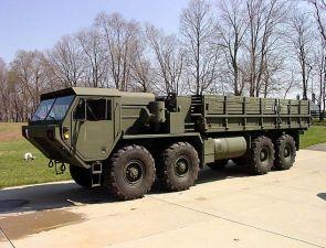 M977 HEMTT Oshkosh For Sale