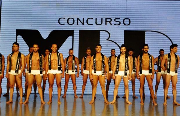 Candidatos participaram de concurso realizado no Teatro Gazeta (Foto: Josi Geller/ Divulgação)
