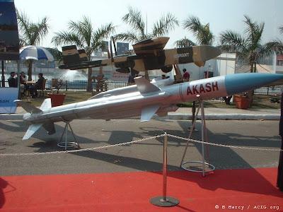 akkash missile
