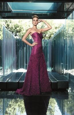 Kleider und Roben und Zeremonie - Nati Jimenez Collection 2012