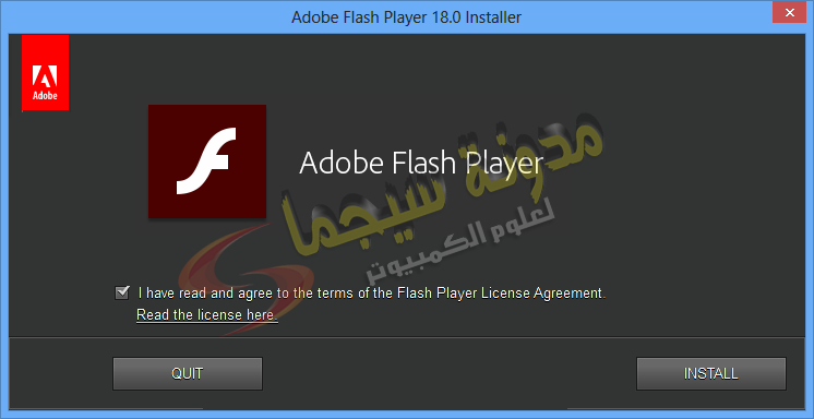 adobe flash demo