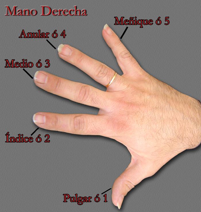En qu dedo se for En que mano se usa el anillo de compromiso