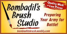 Bombadil's Brush Studio