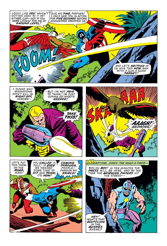 Captain America (1968) Issue #172 #86 - English 6
