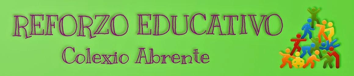 REFORZO EDUCATIVO COLEXIO ABRENTE