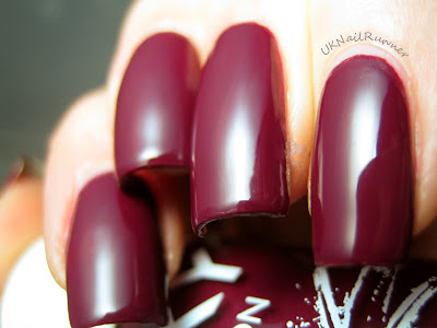 Binky London Beaufort Burgundy