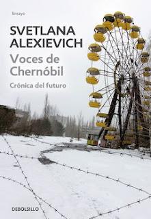 """Voces de Chernóbil"" - Svetlana Alexievich"