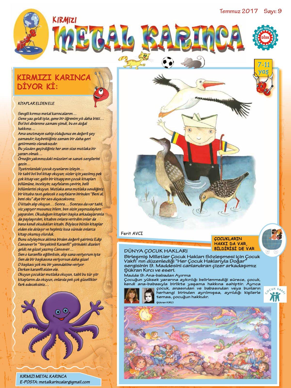 METAL KARINCA 9