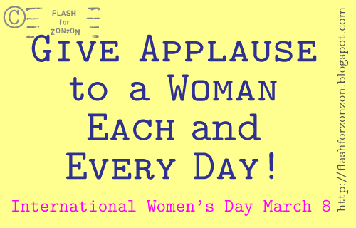 International Women's Day March 8