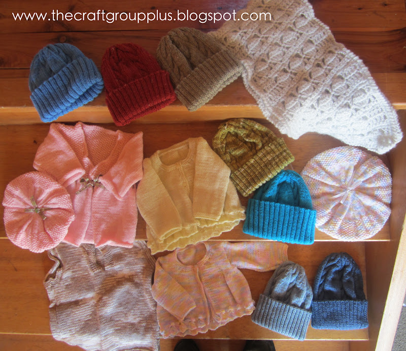 Free Knitting Patterns For Charity Items :