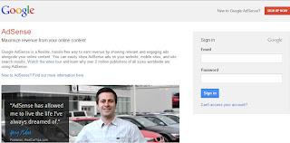 Cara Mudah Buat Akun Google Adsense