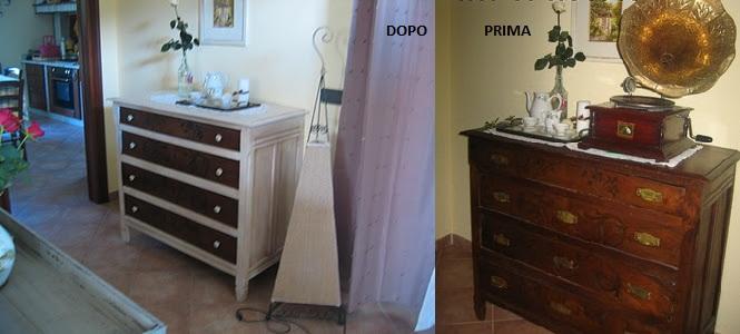 Tanti modi per rinnovare un mobile architettura e - Cambiare colore ai mobili di legno ...