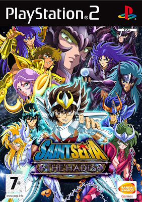 Saint Seiya The Hades PS2 Game