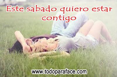 quiero estar contigo imagen para facebook