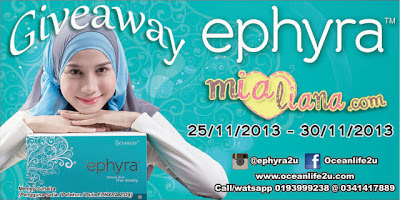 Nak beli Ephyra