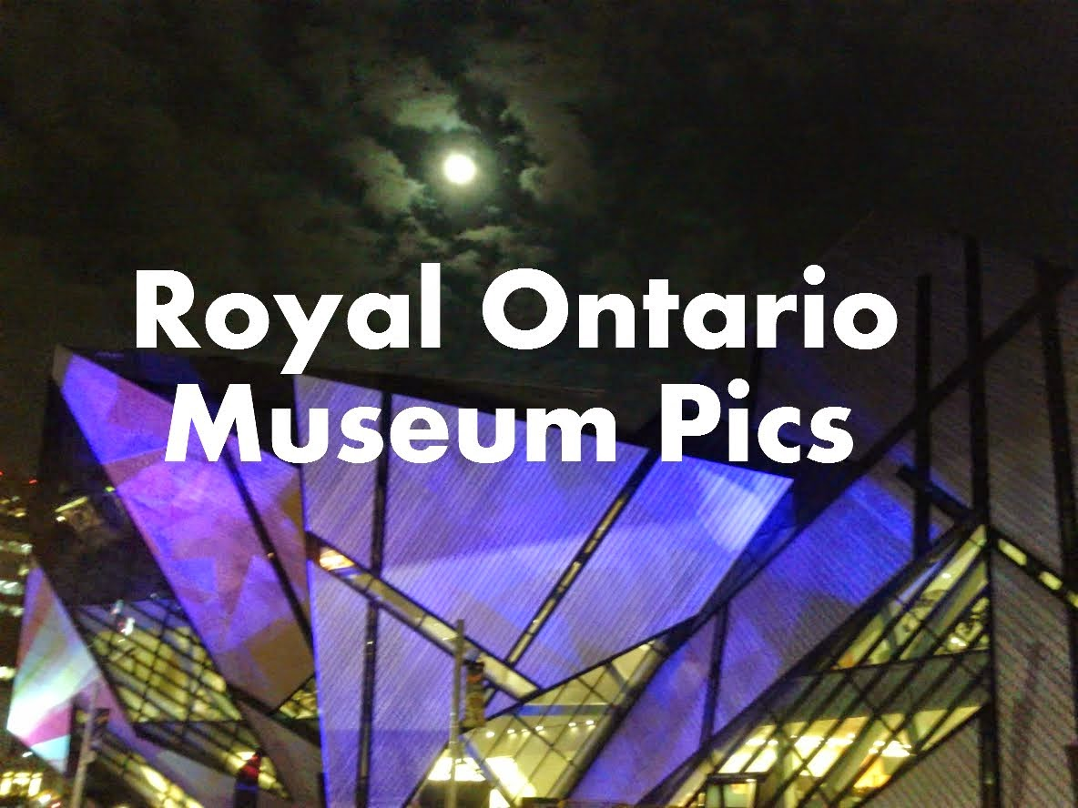 Royal Ontario Museum Pictures