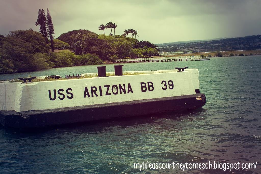 Oahu Hawaii Pearl Harbor