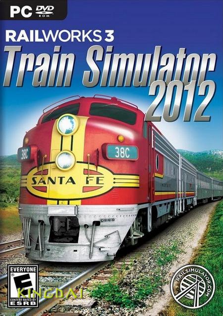 Railworks 3 Train Simulator 2012 Deluxe PC Full