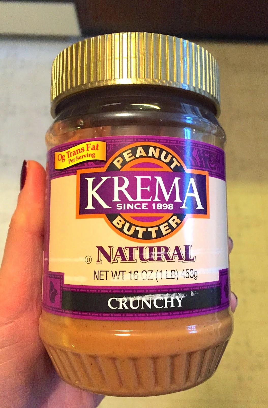 Natural Crunchy Peanut Butter - Veega Blog
