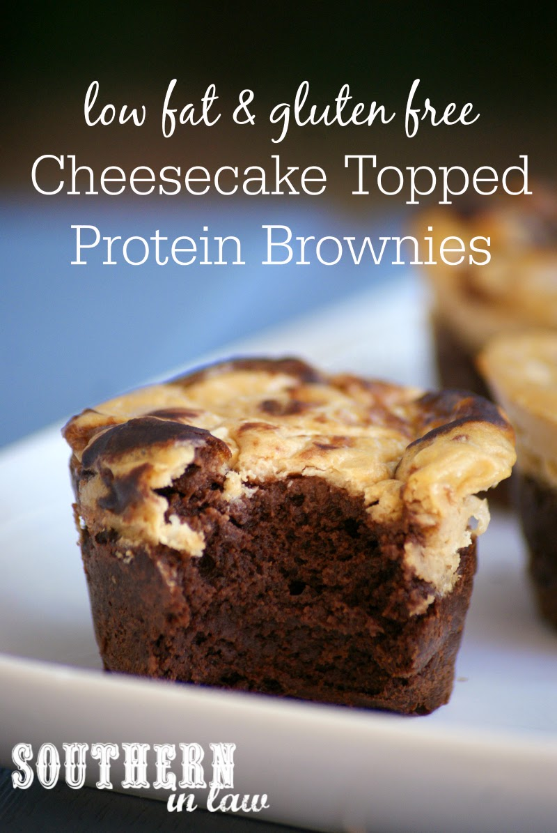 Cheesecake Topped Brownies Recipe — Dishmaps