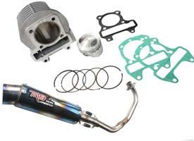 Tips Menaikan Tenaga Performa Honda Beat Motor