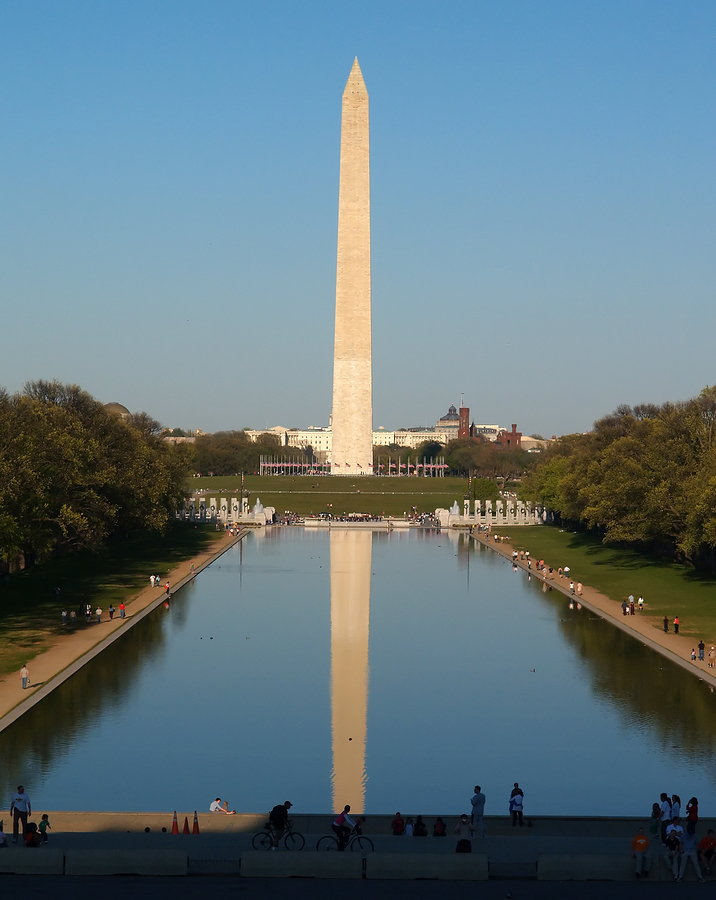 Lincoln Memorial Reflecting Pool - Wikipedia