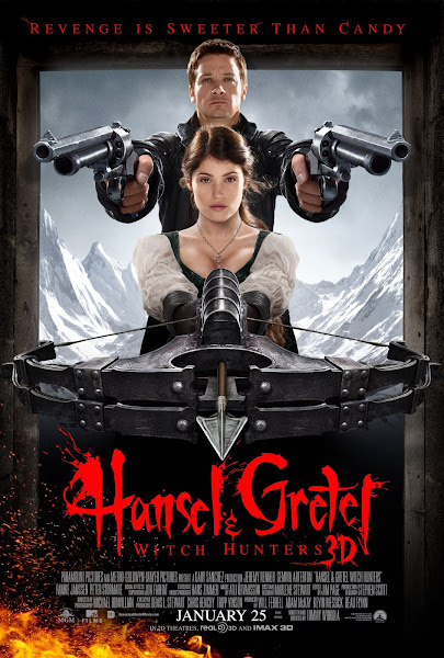 Hansel and Gretel Witch Hunters 2013 DVDRip