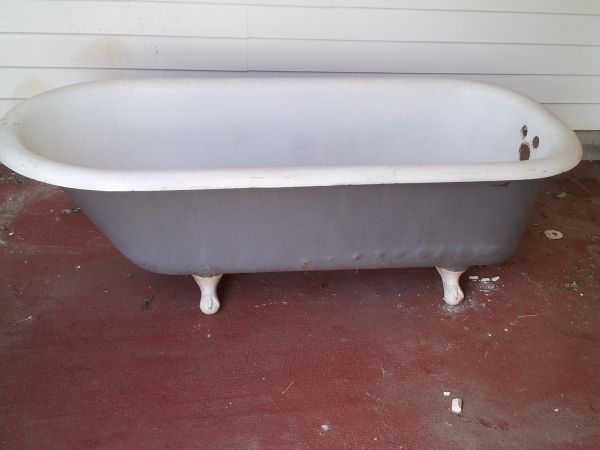 craigslist bathtub 28 images antique clawfoot tub home
