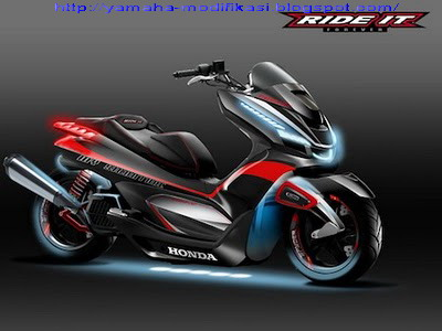 newest yamaha modofications  modifikasi motor sport