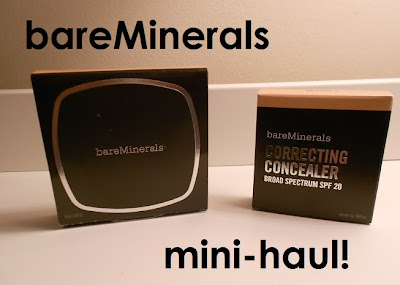 Bare Minerals Mini-Haul