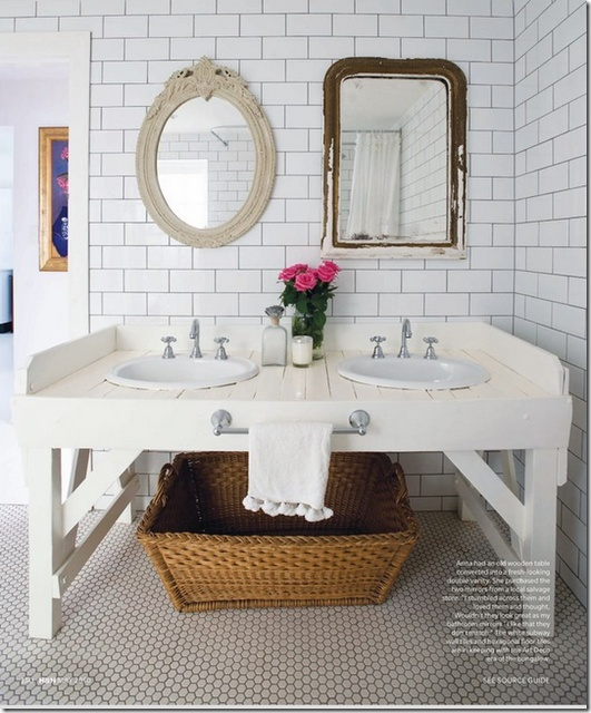 i like the idea of a his and her sink but with each side having a bit of its own personality especially since right now all we have is one hisher herher