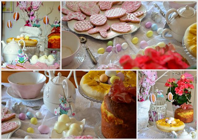 Easter Brekfast