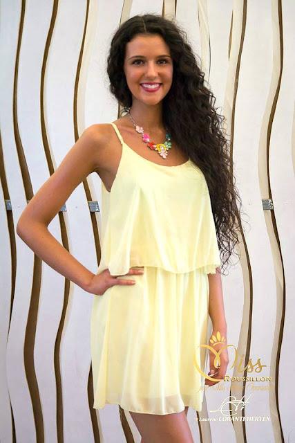 miss roussillon 2015 Anaïs Marin