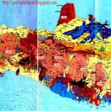 Contoh Peta Geologi