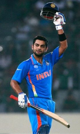 viratkohli - Sports Competition April 2012