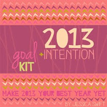 2013 Goal + Intention Kit
