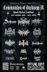 COMMUNION OF DARKNESS 4 – BLACK METAL FESTIVAL 2016