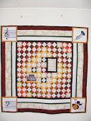 Quilt 90 jaar Harmonie Wierden