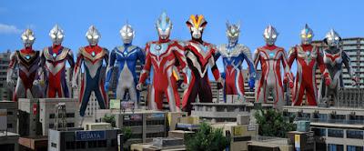 Phim Ultraman Ginga S