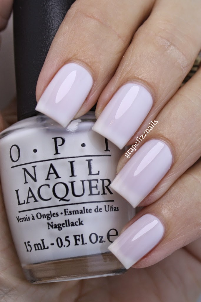 Grape Fizz Nails: OPI Holiday Glam\'s In The Bag 2014