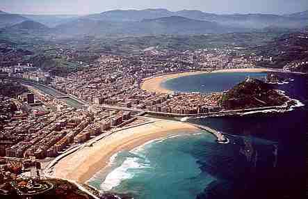 San sebasti n turismo en el pais vasco sitios donde viajar - San sebastian pais vasco ...