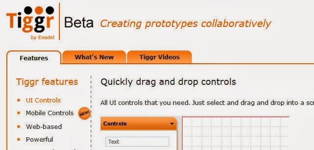 Tiggr – Creating Prototypes Collaboratively