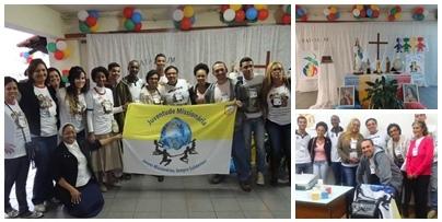 Assessores da IAM e JM participam de formação em Resende (RJ)